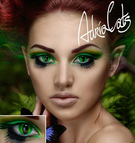 Adria Crazy Green Banshee (зеленая опасность)