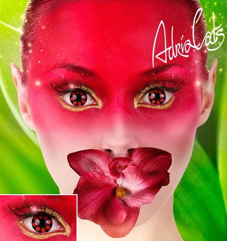 Adria Crazy Tiger Lily (тигровая лилия)