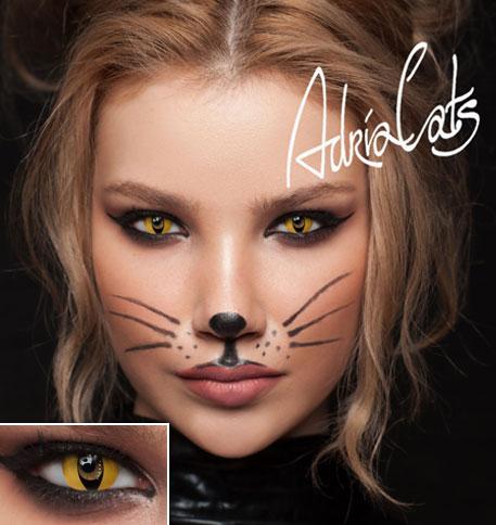 Adria Crazy Yellow Cat (желтая кошка)